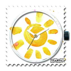 S.T.A.M.P.S. Stamps Uhr Zifferblatt Here Comes The Sun von S.T.A.M.P.S.