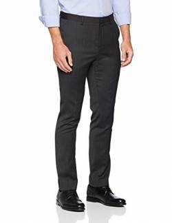 SELECTED HOMME Male Anzughose Slim Fit 44Grey von SELECTED HOMME
