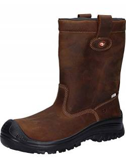 SIXTON Montana Outdry 81156-23 Brown Riggeer Safety Boot - 44/10UK von SIXTON