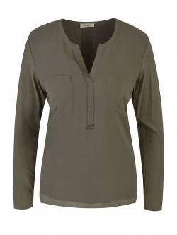 SMITH & SOUL Damen Bluse, grün von SMITH & SOUL