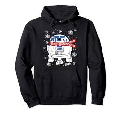 Star Wars R2-D2 in the Snow Holiday Pullover Hoodie von Star Wars
