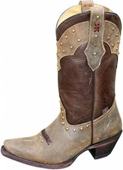 Stars & Stripes Damen Western-Boots »WBL-27« (40) von STARS & STRIPES