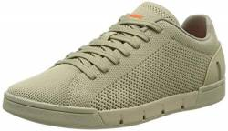 SWIMS Damen Women Breeze Tennis Knit Sneaker, Beige (Twill 708), 39 EU von SWIMS