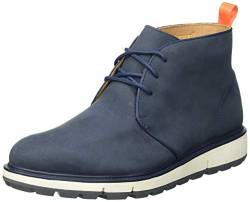 SWIMS Herren Motion Lugsole Chukka-Stiefel, Navy/Ivory/Orange, 41.5 EU von SWIMS