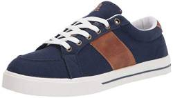 Sail Herren Canvas Shoes Turnschuh, Navy, 41.5 EU von Sail
