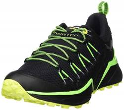 Salewa Herren MS Dropline Traillaufschuhe, Fluo Green/Fluo Yellow, 44.5 EU von Salewa