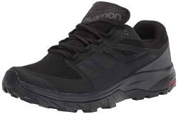 SALOMON Herren Outline GTX Track and Field Shoe, Black/Phantom/Magnet, 45 1/3 EU von SALOMON