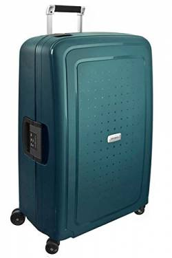 Samsonite Koffer S'cure DLX Spinner 75/28 75 cm 102 Liter Grün (metallic green) von Samsonite