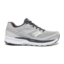 Saucony Womens Echelon 8, Alloy/Charcoal, 9.5 Medium von Saucony