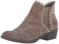 Sbicca Women's Marjorie Ankle Boot, Taupe, 6 M US von Sbicca