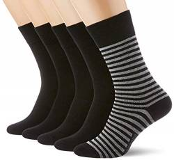 Schiesser Herrensocken 5-Pack 'Cotton Fit' von Schiesser