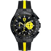 Scuderia Ferrari Race Day SF103 Textures Of Racing Herrenchronograph in Mehrfarbig 0830025 von Scuderia Ferrari
