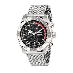 Sector No Limits Herrenuhr, Diving Team Kollektion, Chronograph, Quarz - R3273635005 von Sector