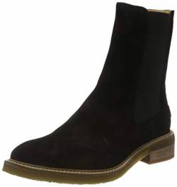 Shabbies Amsterdam Damen SHS0861 Chelsea Boot, Black, 38 EU von Shabbies Amsterdam