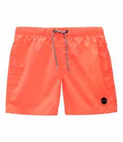 Shiwi Herren Boardshorts Solid Mike orange XL von Shiwi