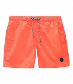 Shiwi Herren Boardshorts Solid Mike orange L von Shiwi
