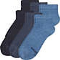 Skechers Damen-Quarter-Socken im 6er-Pack von Skechers Footwear
