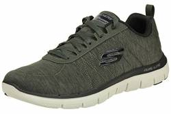 Skechers Herren Flex Advantage 2.0 Chillston Sneakers Schuhe -Olive von Skechers