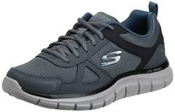 Skechers Herren 52631-GYNV_47,5 Running Shoes, Grey, 47.5 EU von Skechers