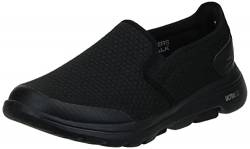 Skechers Herren Go Walk 5 Apprize Slip On Sneaker, Schwarz (Black), 6 UK (39.5 EU) von Skechers