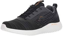 Skechers Men's Bounder Trainers, Black (Black Blk), 9 UK (43 EU) von Skechers