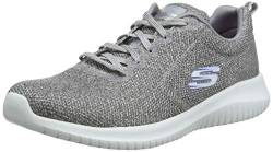 Skechers Damen Ultra Flex Trainers, Grey (Grey Gry), 4 UK (37 EU) von Skechers