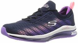 Skechers Women's Skech-AIR Element 2.0-Vivid B Sneaker, NVLV, 9 von Skechers