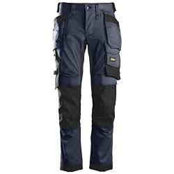 Snickers Workwear Unisex Pants, Blue, 50 von Snickers Workwear