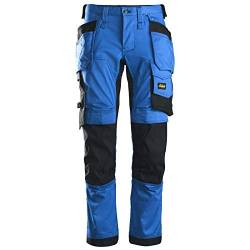 Snickers Workwear Unisex Pants, Blue, 60 von Snickers Workwear