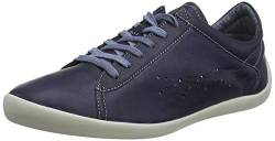 Softinos Damen NIE505SOF Sneaker, Blau (Navy 000), 39 EU von Softinos