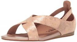 SoftWalk Damen Camilla Sandale, rose gold, 35.5 EU von Softwalk