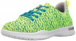 Softwalk Damen Sampson Turnschuh, Limettenstrick, 37.5 EU von Softwalk
