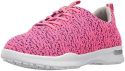 Softwalk Damen Sampson Turnschuh, Rosa gestrickt, 41 EU von Softwalk