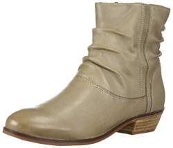 Softwalk Women's Rochelle Ankle Boot, Taupe, 6.5 N US von Softwalk