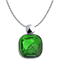 Damen Sokolov Kristall Express Yourself Green Crystal Anhänger Sterling-Silber 94031611 von Sokolov