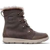 SOREL EXPLORER JOAN Stiefel 2019 quarry/black - 37 von Sorel