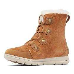 Sorel Damen Stiefel, Sorel Explorer Joan, Braun (Camel Brown/Ancient Fossil), Größe: 37 von Sorel