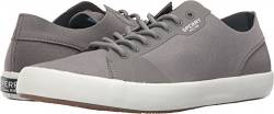 SPERRY Men's Flex Deck LTT Microfiber Grey Oxford von Sperry