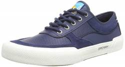 Sperry Top-Sider Herren Striper Sport, SOLETIDE Sneaker, Navy, 45.5 EU von Sperry