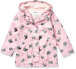 Spotted Zebra Rain Coat raincoats, Katzendesign, Small (6-7) von Spotted Zebra