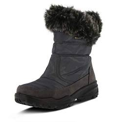 Spring Step Flexus Women's Nylon Waterproof Winter Boot KORINE von Spring Step