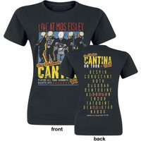 Star Wars Cantina Band On Tour  T-Shirt  schwarz von Star Wars