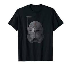 Star Wars The Clone Wars The Bad Batch Crosshair Helmet T-Shirt von Star Wars