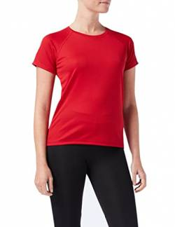 Stedman Apparel Damen Sport T-Shirt Active 140 Raglan/st8500, Rot, Medium von Stedman Apparel