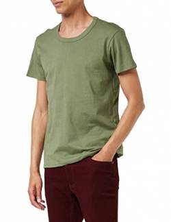 Stedman Apparel Herren Ben (Crew Neck)/ST9000 Premium T-Shirt, Military Green, M von Stedman Apparel