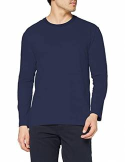 Stedman Apparel Herren Comfort-T Long Sleeve/ST2130 T-Shirt, Marineblau, XL von Stedman Apparel