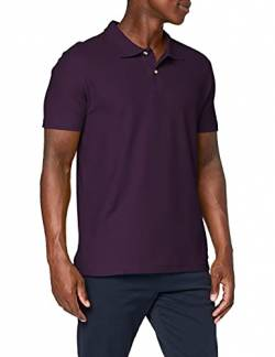 Stedman Apparel Herren Polo Men/ST3000 Poloshirt, Lila (Deep Berry), L von Stedman Apparel