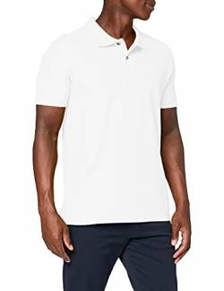 Stedman Apparel Herren Polo Men/ST3000 Poloshirt, Weiß (White), Large von Stedman Apparel