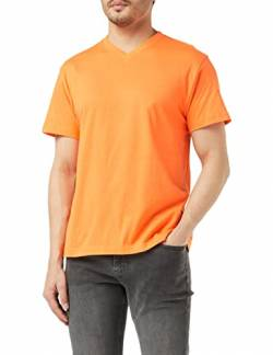 Stedman Apparel Herren Classic-T V-neck/ST2300 T-Shirt, Orange, XXL von Stedman Apparel