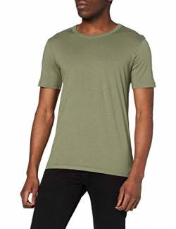 Stedman Apparel Herren Morgan (Crew Neck)/ST9020 Premium T-Shirt, Military Green, S von Stedman Apparel